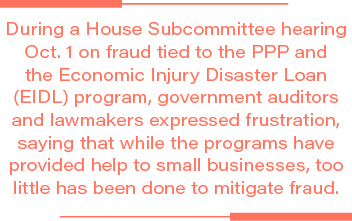 during a house subcommittee hearing quote